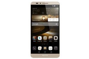 Huawei mate 7 oro