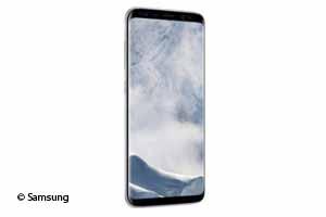 samsung galaxy S8 grigio