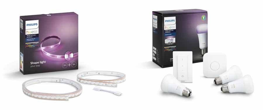 philips hue illuminazione led smart