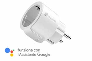 presa smart wifi google home