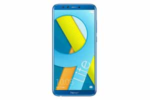 smartphone honor 9 lite