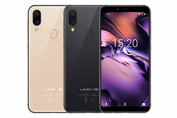smartphone android umidigi a3 pro