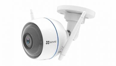 videocamera smart ezviz eztube wifi