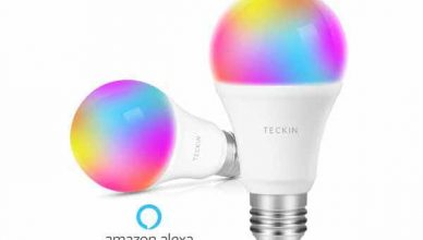 lampade led smart compatibil alexa